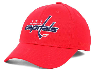 Washington Capitals Reebok NHL Hat Trick 2.0 Cap