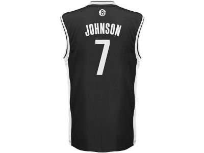 Brooklyn Nets Joe Johnson adidas NBA Rev 30 Replica Jersey