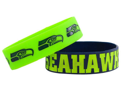 Seattle Seahawks 2-pack Phat Bandz