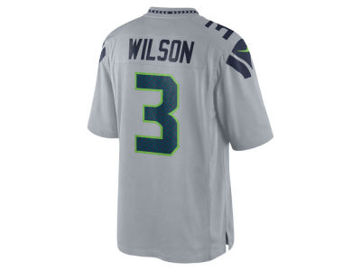 Seattle Seahawks Russell Wilson Nike NFL Men's Limited Jersey