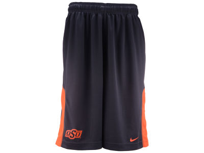Oklahoma State Cowboys Nike NCAA Select Fly Hyper Short