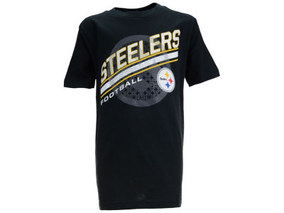Pittsburgh Steelers NFL Youth Serious Business T-Shirt