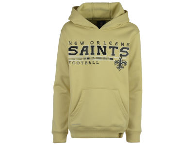 New Orleans Saints NFL Youth Performance Hoodie