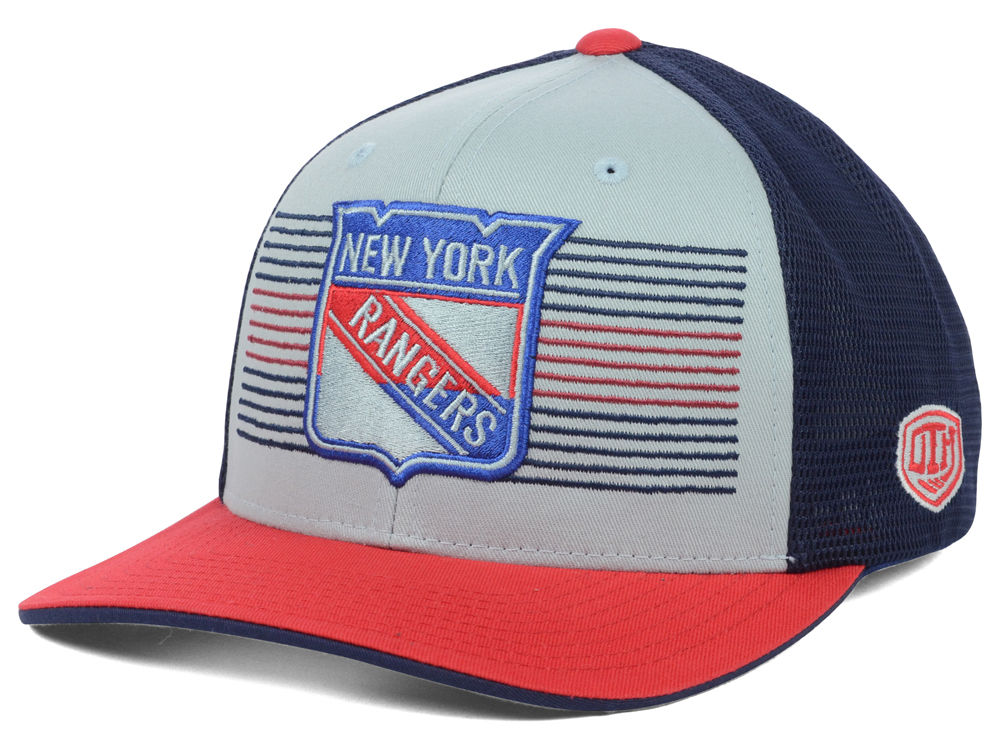 0bfc12f50 ... good new york rangers old time hockey nhl streak mesh flex hat b5e71  a481d