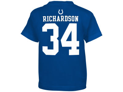 Indianapolis Colts Trent Richardson Nike NFL Kids Big Number T-Shirt