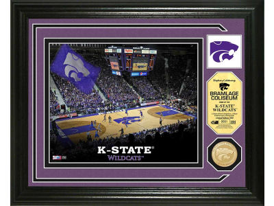 Kansas State Wildcats Photo Mint Coin-Bronze