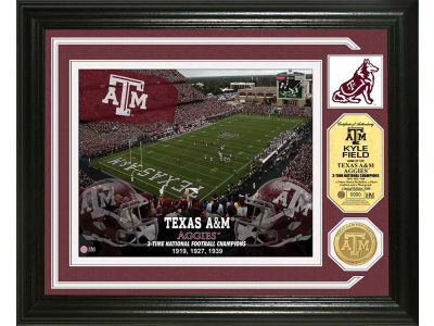 Texas A&M Aggies Photo Mint Coin-Bronze