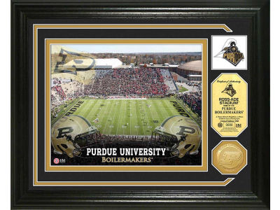 Purdue Boilermakers Photo Mint Coin-Bronze