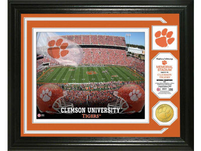 Clemson Tigers Photo Mint Coin-Bronze
