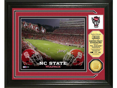 North Carolina State Wolfpack Photo Mint Coin-Bronze