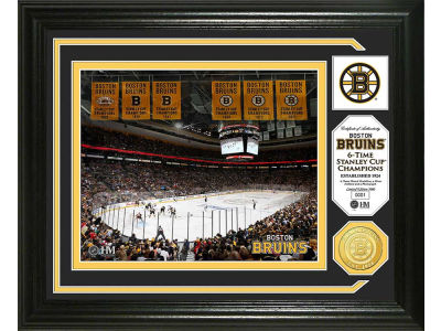 Boston Bruins Photo Mint Coin-Bronze