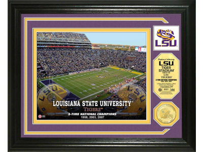 LSU Tigers Photo Mint Coin-Bronze
