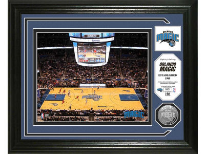Orlando Magic Photo Mint Coin-Bronze