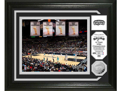 San Antonio Spurs Photo Mint Coin-Bronze