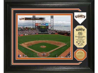 San Francisco Giants Photo Mint Coin-Bronze