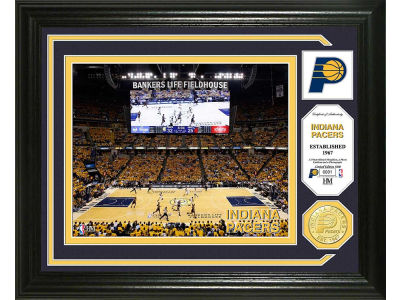 Indiana Pacers Photo Mint Coin-Bronze