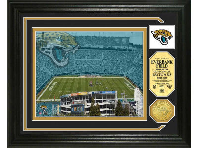 Jacksonville Jaguars Photo Mint Coin-Bronze