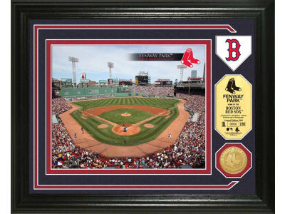 Boston Red Sox Photo Mint Coin-Bronze