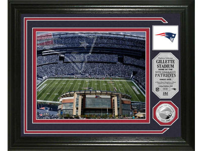 New England Patriots Photo Mint Coin-Bronze