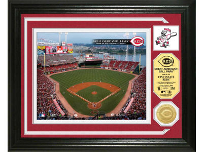 Cincinnati Reds Highland Mint Photo Mint Coin-Bronze
