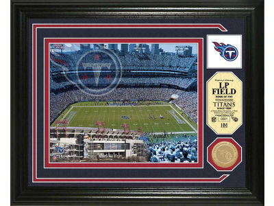 Tennessee Titans Photo Mint Coin-Bronze