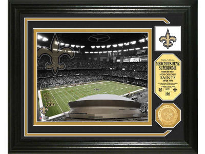 New Orleans Saints Photo Mint Coin-Bronze
