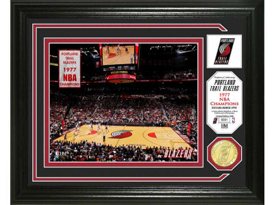 Portland Trail Blazers Photo Mint Coin-Bronze