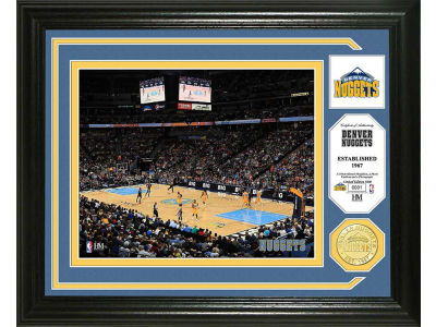 Denver Nuggets Photo Mint Coin-Bronze