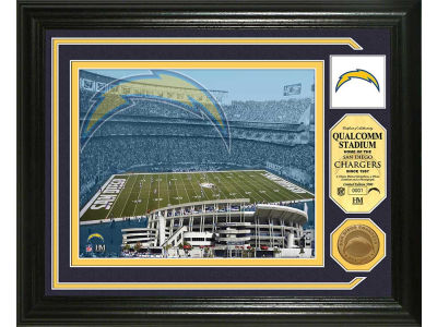 San Diego Chargers Photo Mint Coin-Bronze