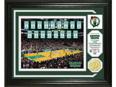 Boston Celtics Photo Mint Coin-Bronze