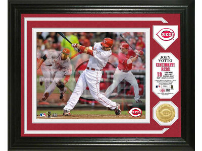 Cincinnati Reds Joey Votto Photo Mint Coin-Bronze