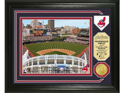 Cleveland Indians Photo Mint Coin-Bronze
