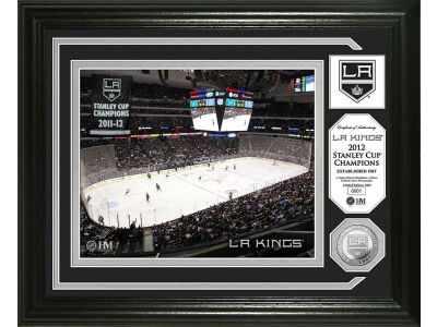 Los Angeles Kings Photo Mint Coin-Bronze