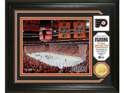 Philadelphia Flyers Photo Mint Coin-Bronze