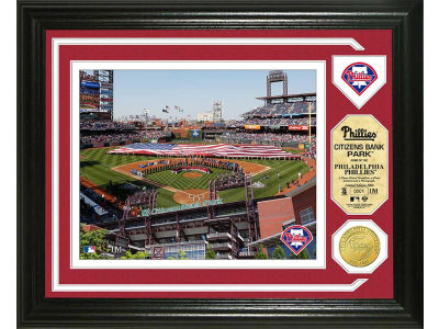 Philadelphia Phillies Photo Mint Coin-Bronze