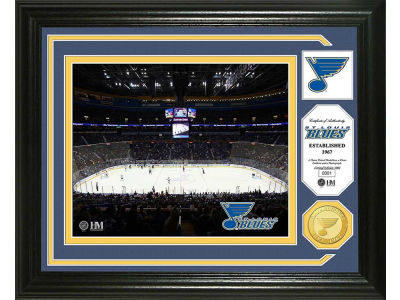 St. Louis Blues Photo Mint Coin-Bronze