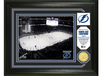 Tampa Bay Lightning Photo Mint Coin-Bronze