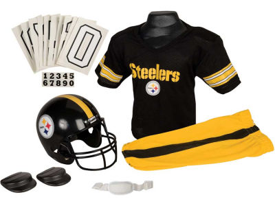 Pittsburgh Steelers Deluxe Team Uniform Set
