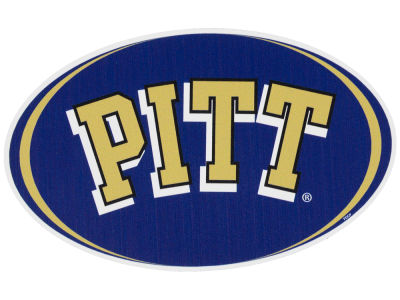 Pittsburgh Panthers 8in Car Magnet