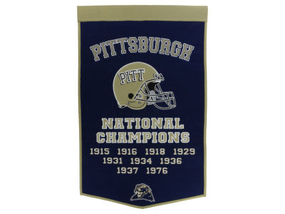 Pittsburgh Panthers Dynasty Banner