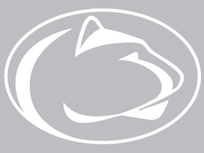 "Penn State Nittany Lions Die Cut Decal 8""x8"""