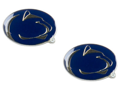 Penn State Nittany Lions Logo Post Earrings