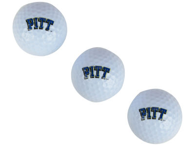 Pittsburgh Panthers 3-pack Golf Ball Set