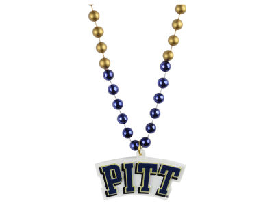 Pittsburgh Panthers Team Logo Beads-Rico