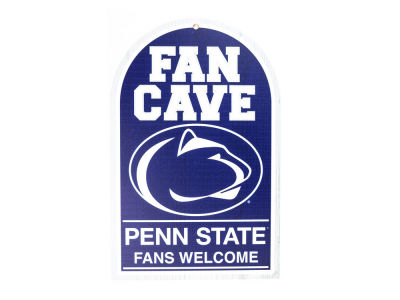 Penn State Nittany Lions 11x17 Wood Sign
