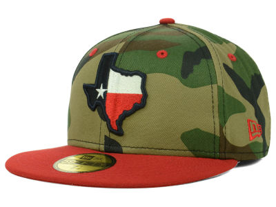 Texas State Flag Fill 59FIFTY Cap