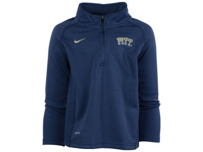 Pittsburgh Panthers NCAA Kids Dri-Fit Quarter Zip Pullover