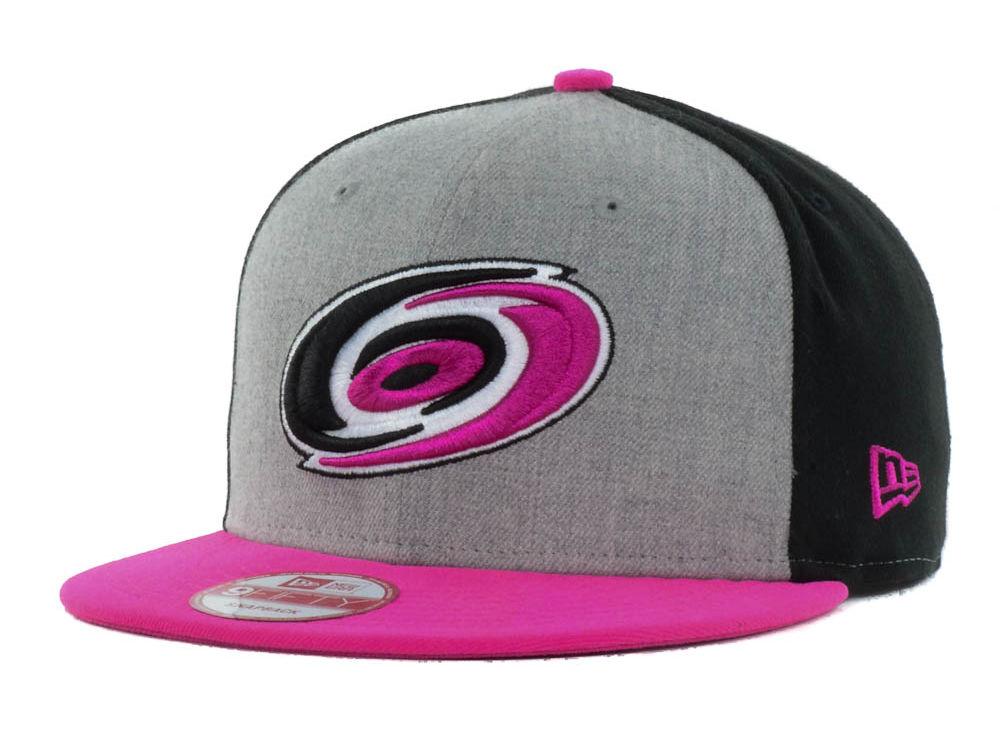 Carolina Hurricanes New Era NHL H-Pop 9FIFTY Snapback Cap  af690d98d85e