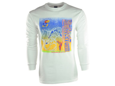 Kansas Jayhawks 2013 Rim Rock CC Classic Long Sleeve T-Shirt