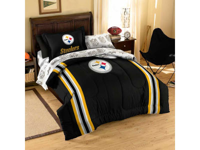 Pittsburgh Steelers Bed in a Bag-Twin